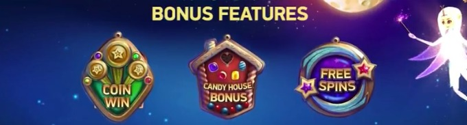 Play Fairytale Legends: Hansel and Gretel slot at ComeOn Casino