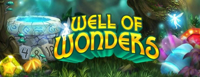Play Well of Wonders slot at Betsafe casino