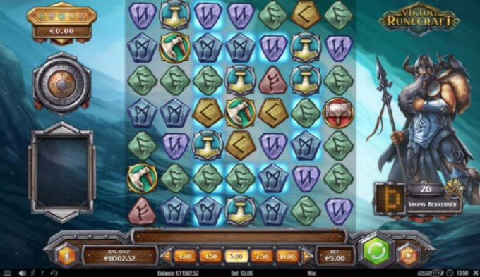 Play Viking Runecraft slot at LeoVegas casino soon