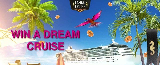 Win Luxury Cruise every month at CasinoCruise