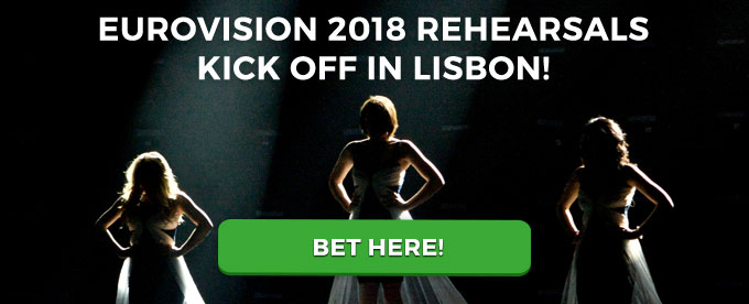 Bet on the Eurovision 2018 here!
