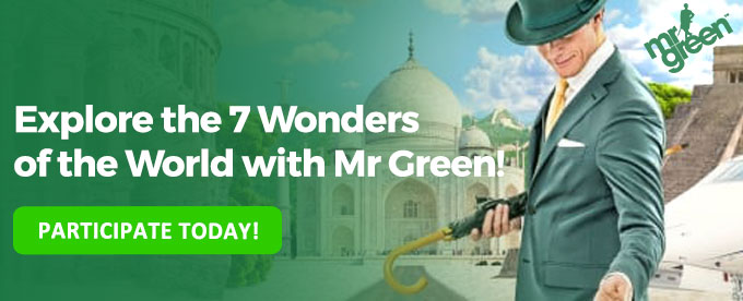 Participate in the 7 Wonders of the World Promotion