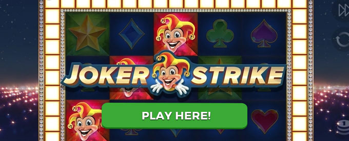 Play Joker Strike slot here!