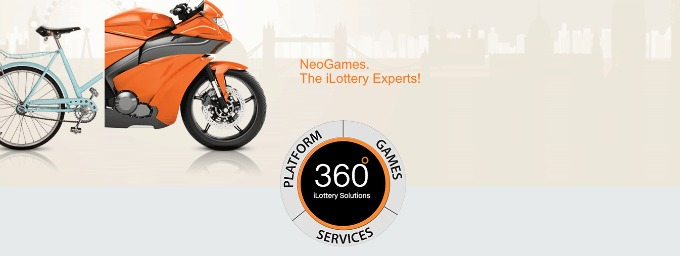 NeoGames - iLottery experts