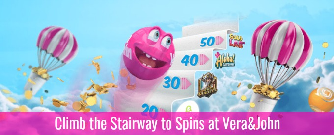 Vera And John 30 Free Spins