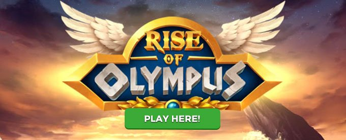 Click to play Rise of Olympus slot
