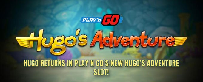Click to play Hugo's Adventure slot