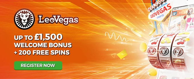 Get Bonus and 200 Free Spins here