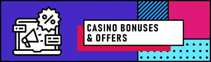 best casinos - bonuses and offers