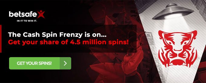 Betsafe casino promotion