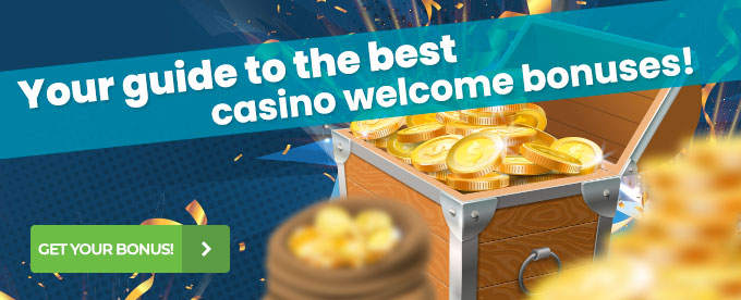 Casino welcome bonus UK guide