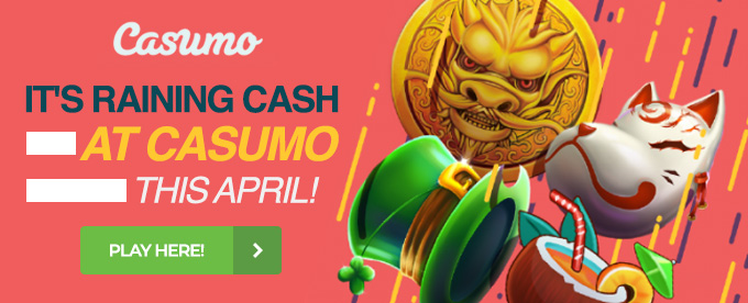 Click to play with Casumo Casino