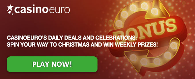 Play now with CasinoEuro