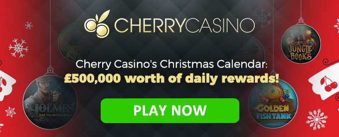 Play now to win a cash prize with Cherry Casino