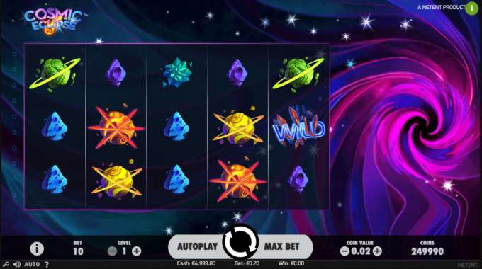 Play Cosmic Eclipse slot