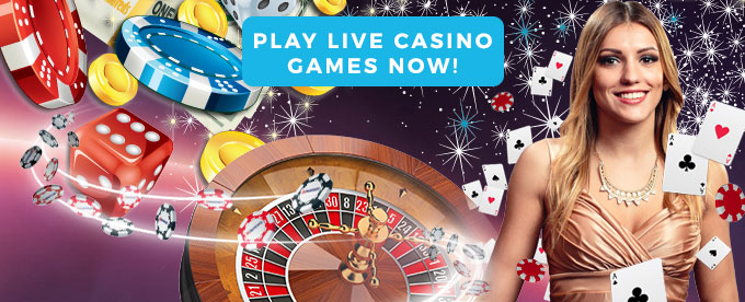 Play Live Casino Games Now!