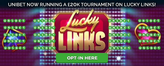 Opt-in for Lucky Links tournament here