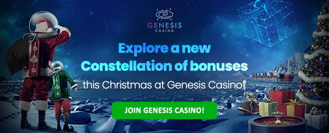 Click here to join Genesis casino!