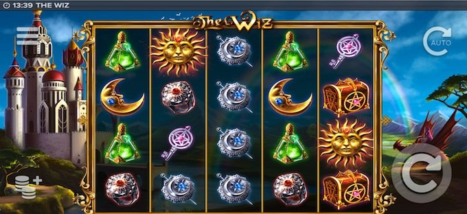 The Wiz slot review