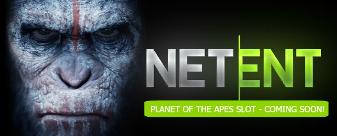 NetEnt announces Planet of the Apes slot release