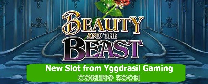 Play Beauty and the Beast slot at LeoVegas casino from 24th March 2017
