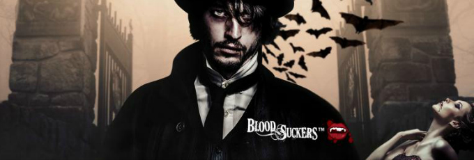 Try Blood Suckers slot at Betsafe casino from 2nd March 2017