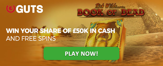 Play at Guts casino now!