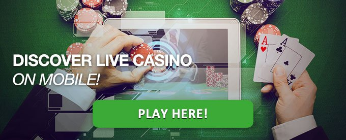 Play casino on mobile with LeoVegas
