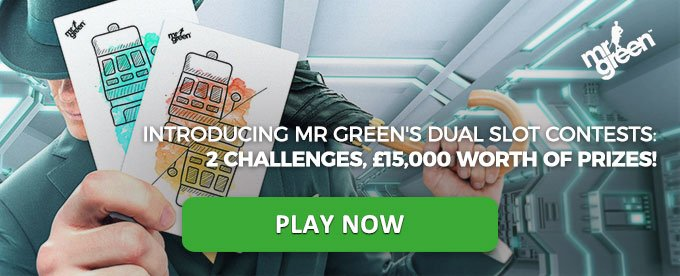 Play now with Mr Green casino!