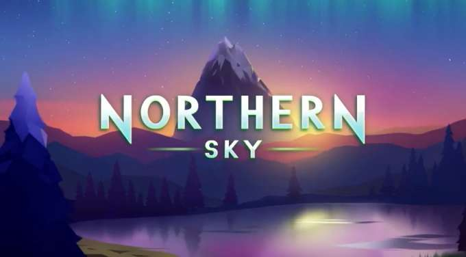 Play Northern sky slot here