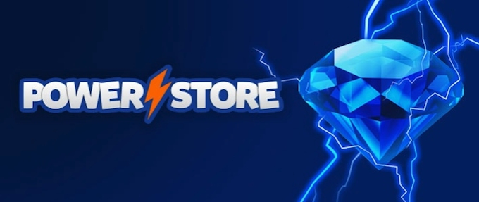 Check out the Power Store at Power Spins casino