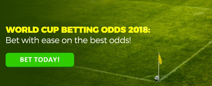 World Cup Betting Odds 2018