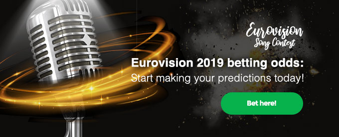 Click here to bet on the Eurovision 2019