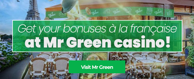 Click here to join Mr Green casino