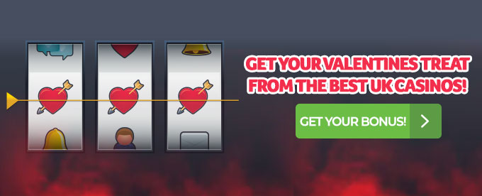 Valentines Day casino offers