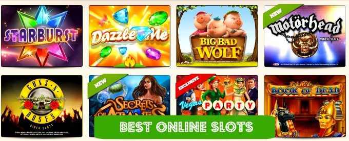 Best Online Slots - play at Casumo casino
