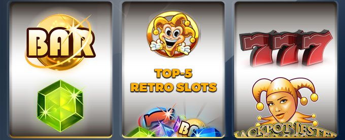 Play all retro slots at Casumo Casino