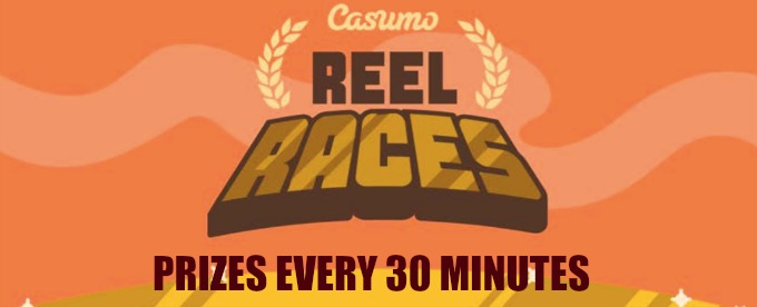 Join Casumo reel races