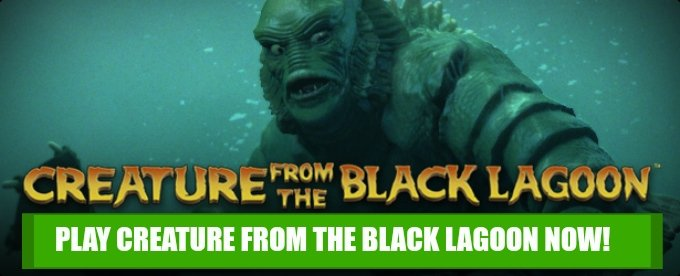 Play Creature from the Black Lagoon at Casumo casino
