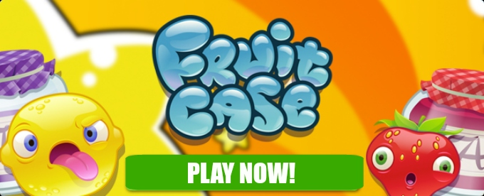 Play Fruit Case slot at Dunder Casino