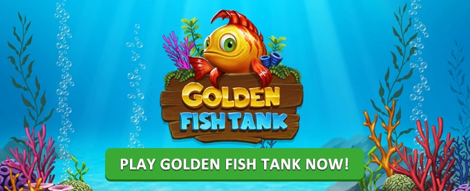 Play Golden Fish Tank slot at Betsafe casino
