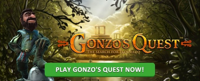 Play Gonzo's Quest slot at Casumo casino