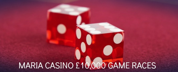 Join Maria Casino weekly race