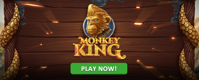 Play Monkey King slot from Yggdrasil on Thrills Casino