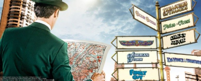 Win your share of €40K on Mr Green Casino