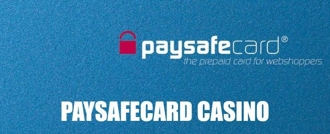 Pay with Paysafecard at Casumo Casino