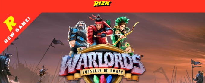 Play Warlords: Crystals Of Power now at Rizk Casino