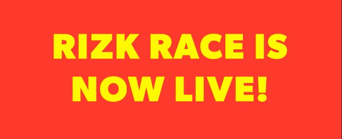 Join the new improved Rizk Race