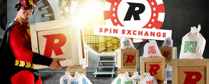Get Free spins fro Rizk casino