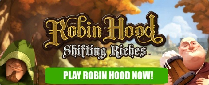 Robin Hood Shifting Riches slot review